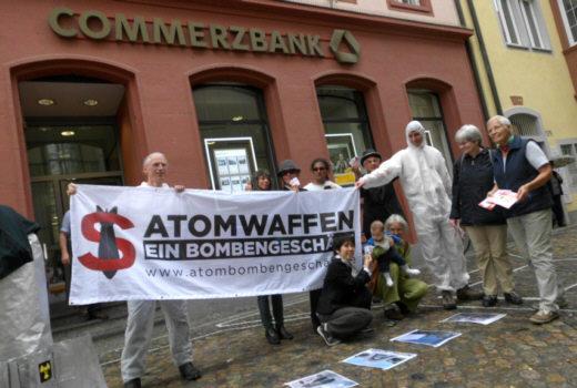 Aktion in Freiburg - 30.09.2014